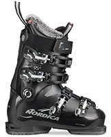 2021 Nordica Sportmachine W womens 95 flex ski boots available with free custom boot fitting & fit guarantee at Swiss Sports Haus 604-922-9107.