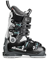 2021 Nordica Sportmachine W womens 85 flex ski boots available with free custom boot fitting & fit guarantee at Swiss Sports Haus 604-922-9107.