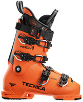 2021 Tecnica Mach 1 LV Low Volume 130 flex ski boots available with free custom boot fitting at Swiss Sports Haus 604-922-9107.
