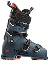 2021 Tecnica Mach 1 MV Medium Volume 120 flex ski boots available with free custom boot fitting & fit guarantee at Swiss Sports Haus 604-922-9107.