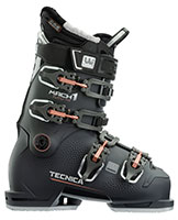 2021 Tecnica Mach 1 MV Medium Volume W 95 flex womens ski boots available with free custom boot fitting & fit guarantee at Swiss Sports Haus 604-922-9107.