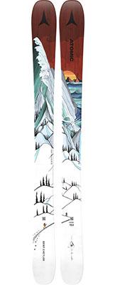 2021 Atomic Bent Chetler Mini 153cm - 163cm skis available at Swiss Sports Haus 604-922-9107.