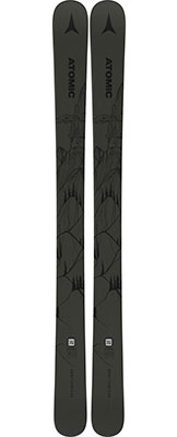 2021 Atomic Bent Chetler Junior Twin Tip Skis available at Swiss Sports Haus 604-922-9107.