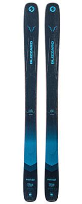 2021 Blizzard Rustler Team teen junior skis available at Swiss Sports Haus 604-922-9107.