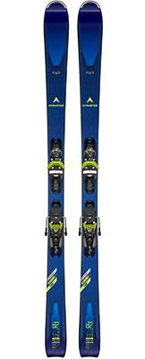 2021 Dynastar Speedzone 4X4 82 skis & bindings available at Swiss Sports Haus 604-922-9107.