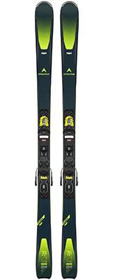 2021 Dynastar Speedzone 4X4 78 skis & bindings available at Swiss Sports Haus 604-922-9107.