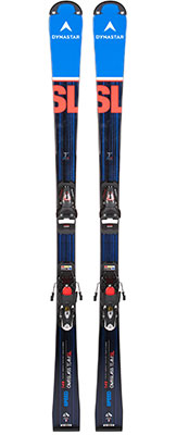 2021 Dynastar Speed Omeglass Team SL Slalom R21 Pro skis available at Swiss Sports Haus 604-922-9107.