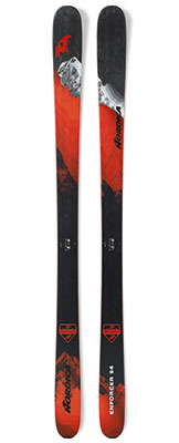 2021 Nordica Enforcer 94 skis available at Swiss Sports Haus 604-922-9107.