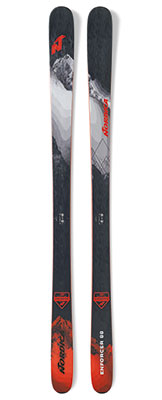 2021 Nordica Enforcer 88 skis available at Swiss Sports Haus 604-922-9107.