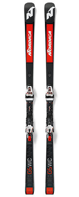 2021 Nordica Dobermann GS Giant Slalom World Cup Plate race skis available at Swiss Sports Haus 604-922-9107.