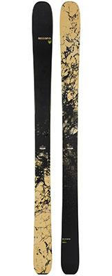 2021 Rossignol Blackops Sender skis available at Swiss Sports Haus 604-922-9107.