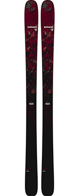 2021 Rossignol Blackops Escaper skis available at Swiss Sports Haus 604-922-9107.