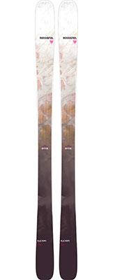 2021 Rossignol Blackops W Womens Stargazer skis available at Swiss Sports Haus 604-922-9107.