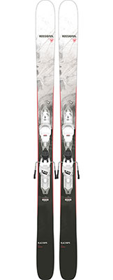 2021 Rossignol W Dreamer skis & bindings available at Swiss Sports Haus 604-922-9107.