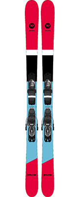 2021 Rossignol Sprayer twin tip skis & bindings available at Swiss Sports Haus 604-922-9107.