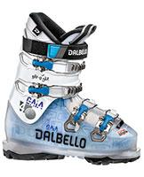 2021 Dalbello Gaia 4.0 GW grip walk junior ski boots available at Swiss Sports Haus 604-922-9107.