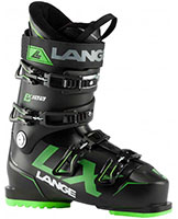 2021 Lange 120 LX 100 flex ski boots available with free custom boot fitting & fit guarantee at Swiss Sports Haus 604-922-9107.