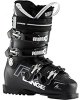 2021 Lange RX 80 flex Womens Low Volume ski boots available with free custom boot fitting & fit guarantee at Swiss Sports Haus 604-922-9107.