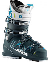 2021 Lange LX 90 flex Womens ski boots available with free custom boot fitting & fit guarantee at Swiss Sports Haus 604-922-9107.