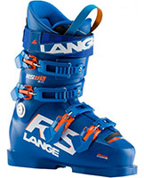 2021 Lange RS 110 Short Cuff race ski boots available at Swiss Sports Haus 604-922-9107.