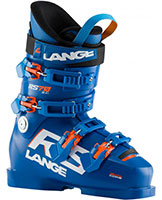 2021 Lange RS 70 Short Cuff Race Ski Boots available at Swiss Sports Haus 604-922-9107.