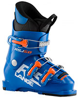 2021 Lange RSJ 50 flex junior ski boots available at Swiss Sports Haus 604-922-9107.
