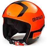 Briko Ski Race Helmet Vulcano FIS 6.8 Junior adjustable available at Swiss Sports Haus 604-922-9107.