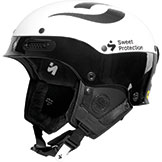 Sweet Protection Trooper II SL MIPS Slalom Ski Racie Helmet available at Swiss Sports Haus 604-922-9107.