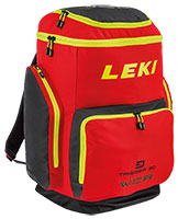 LEKI SKI BOOT BAG WCR 85L available at Swiss Sports Haus 604-922-9107.