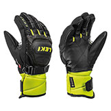 Leki Worl Cup Race Coach Flex S GTX Junior Ski Racing Gloves available at Swiss Sports Haus 604-922-9107.