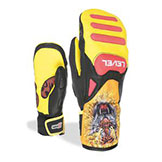 Level SQ Junior CF Ski Racing Gloves available at Swiss Sports Haus 604-922-9107.